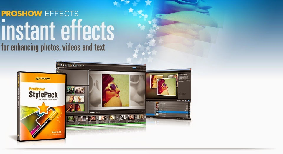 Photodex proshow transition pack volume 1