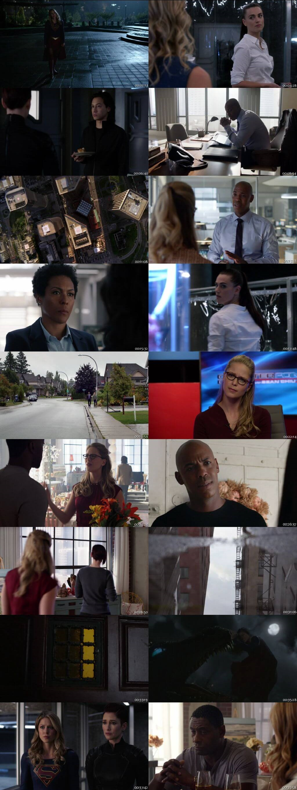 Screenshots Of English Show Supergirl Season 04 Episode 06 2018 WEB-DL 720P 300MB