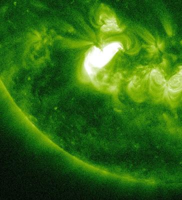 Manchas solar 1504, 14 de Junio de 2012