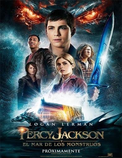 Percy Jackson y el mar de los monstruos (2013) Online Latino