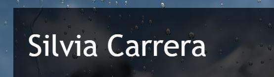 Silvia Carrera's Blog