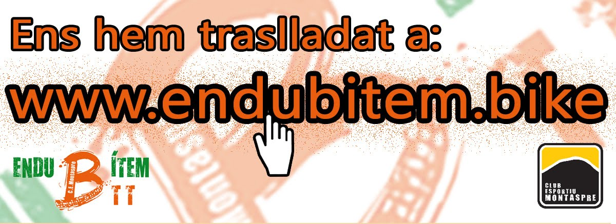 ENDUBITEM (ENDURO BTT de BÍTEM) - CLUB ESPORTIU MONTASPRE