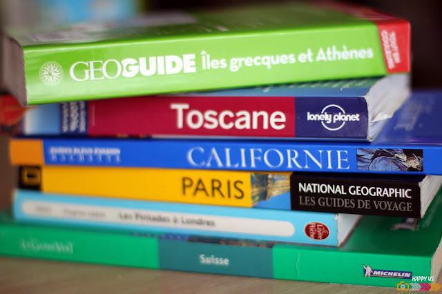 Guides de voyages : lequel choisir?