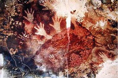 Rock Painting leang leang maros