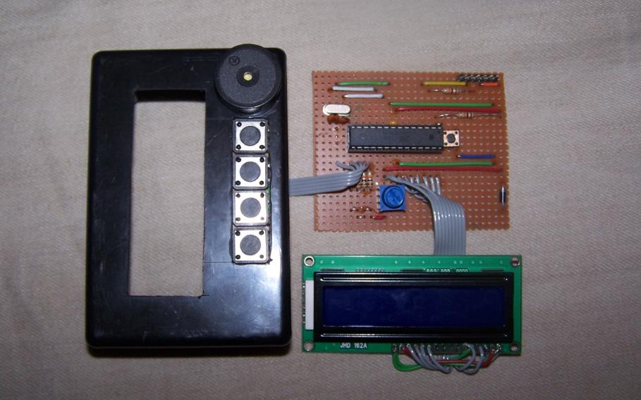 Rcarduino lap timer standalone arduino