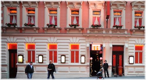 Atlas Cabaret Prague