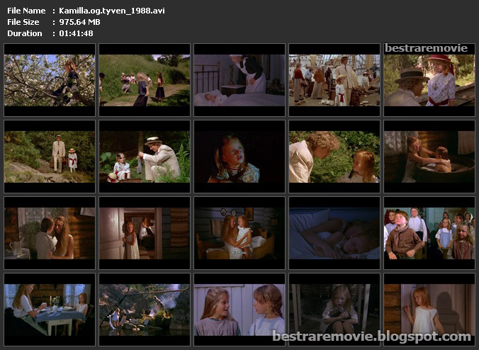 Kamilla og tyven (1988) Kamilla and the Thief