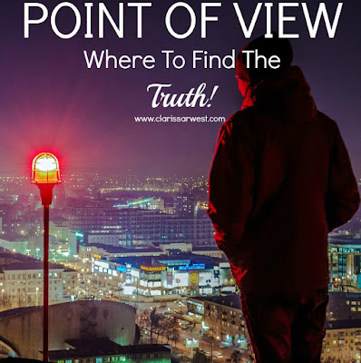 Everyone has a point of view, so how do we know which view is the correct one?