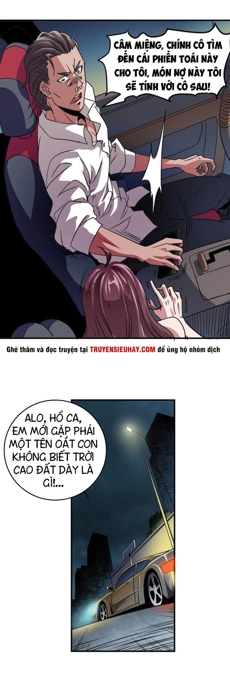 Trảm Linh Sứ chap 2 - Trang 8