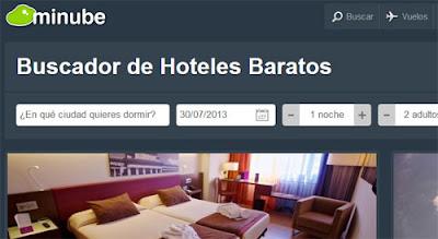 buscador de hoteles baratos mi nube