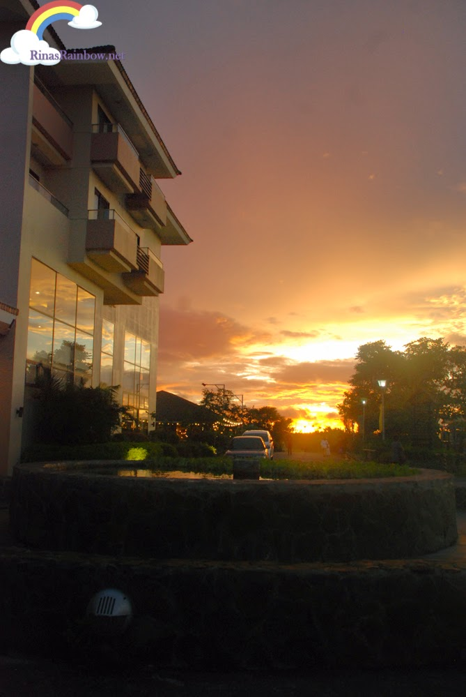 tagaytay sunset