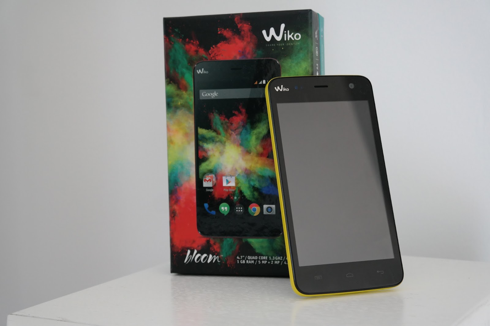 Wiko Bloom Handy