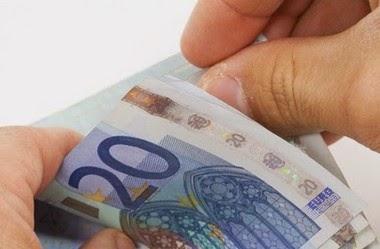Πότε θα κυκλοφορήσει το νέο χαρτονόμισμα των 20 ευρώ