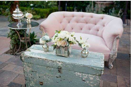 8 ideas para una boda shabby chic blog de bodas for Muebles shabby