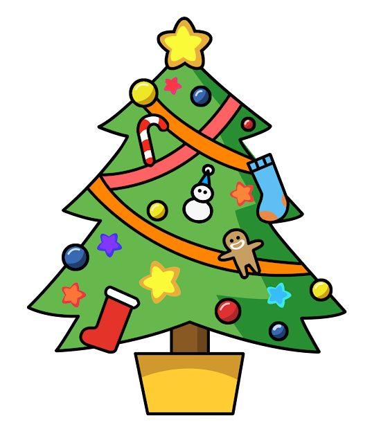 free clip arts christmas