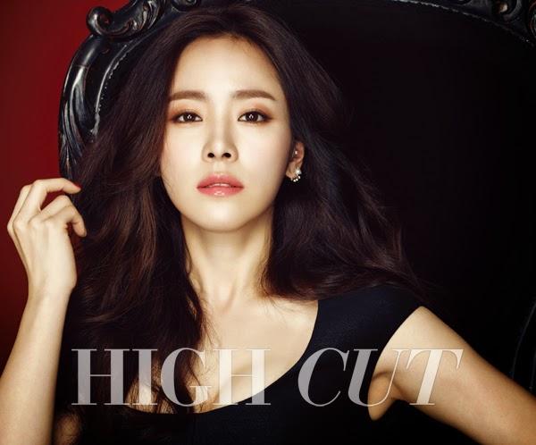 Han Ji Min - High Cut Magazine Vol.138