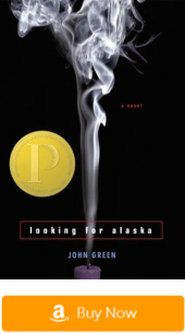 Books like the Fault in our Stars: Looking for Alaska