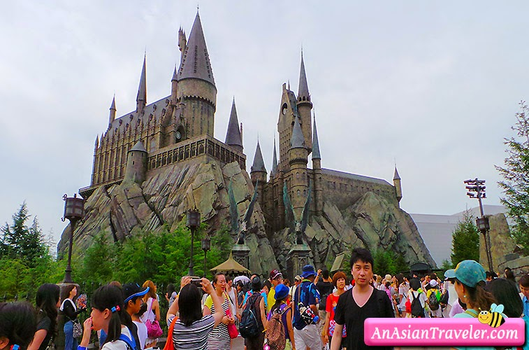 Osaka Trip: Universal Studios Japan - An Asian Traveler