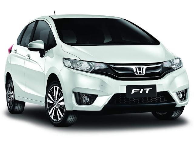 Honda FIT EX 2016 Branco