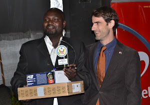 MALAWI BLOGGER OF THE YEAR AWARD