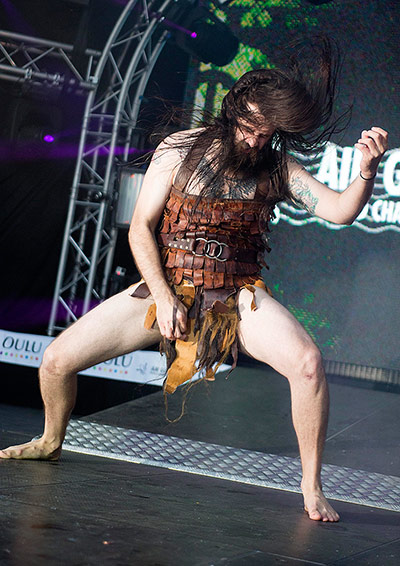 Foto-Foto Terbaik Air Guitar World Championship 2013 09