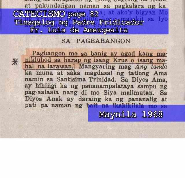 false doctrine of ang dating daan See more of exposing the soriano cult mcgi on  and his weird doctrine  those who criticize or expose soriano and the ang dating daan for being false .
