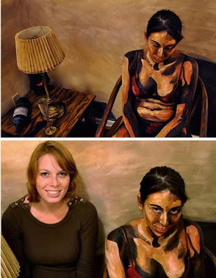 3d Body Paintings Seen On www.coolpicturegallery.us