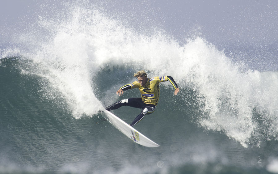 Patrick Gadauskas - Rip Curl Pro Bells Beach Surf