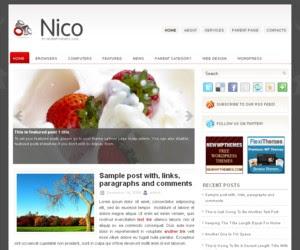 Nico WordPress Theme