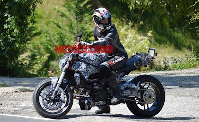Motor Malaysia Ducati Monster 1198 2014