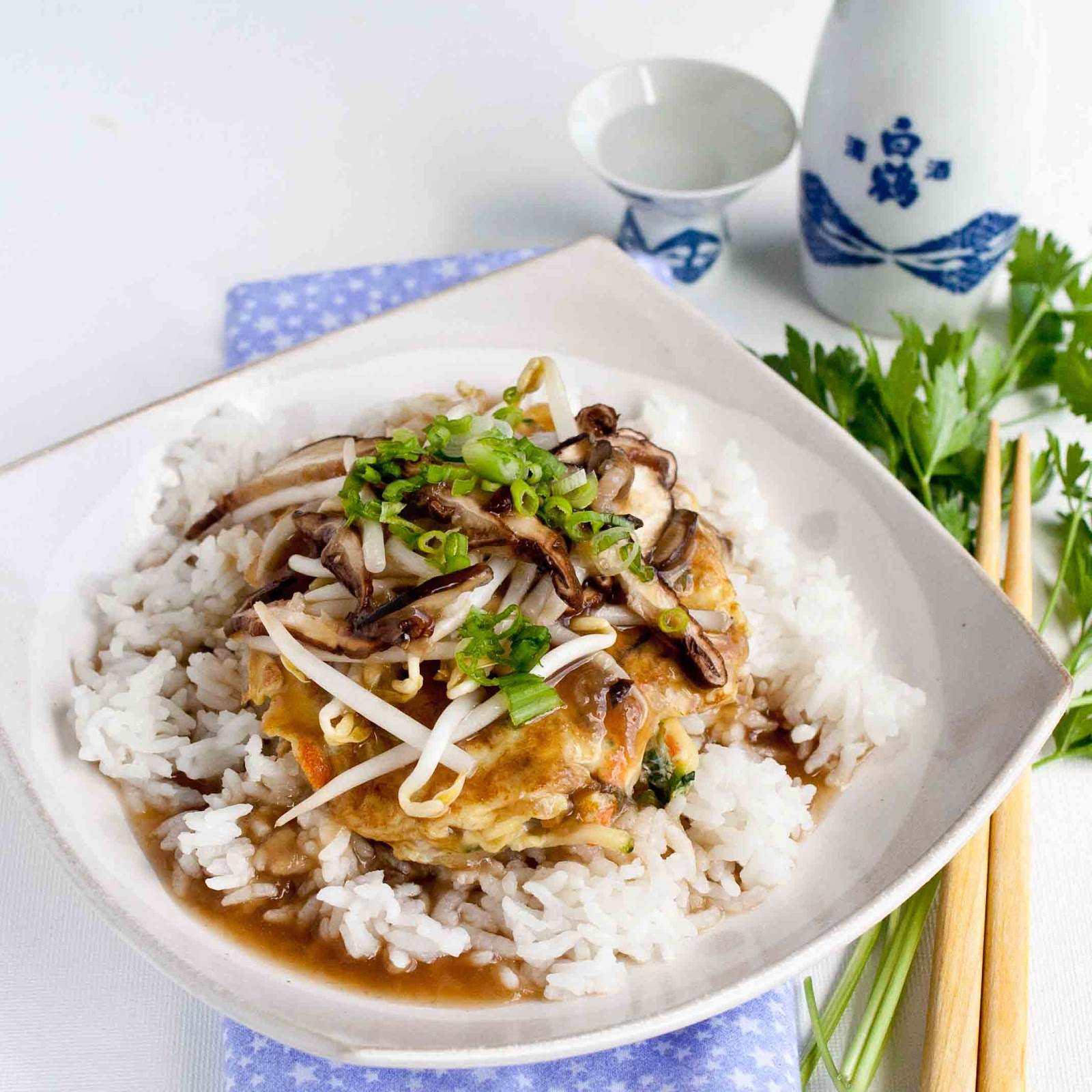 FOODjimoto: Egg Foo Young