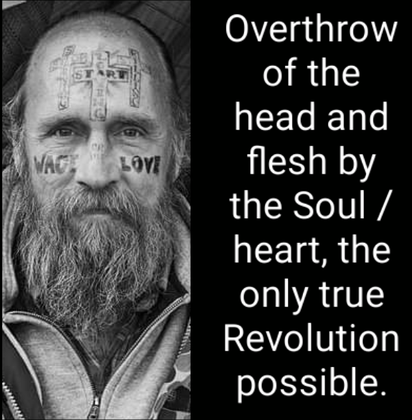 Revolution of the Soul (CLICK FOR DETAIL)