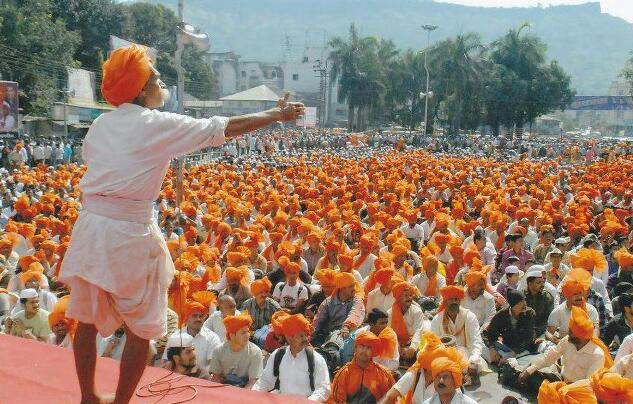 Image result for Sambhaji bhide speech