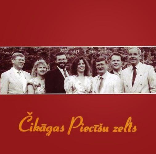 Čikāgas Piecīšu zelts - front