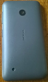 Nokia Lumia 530 Rear