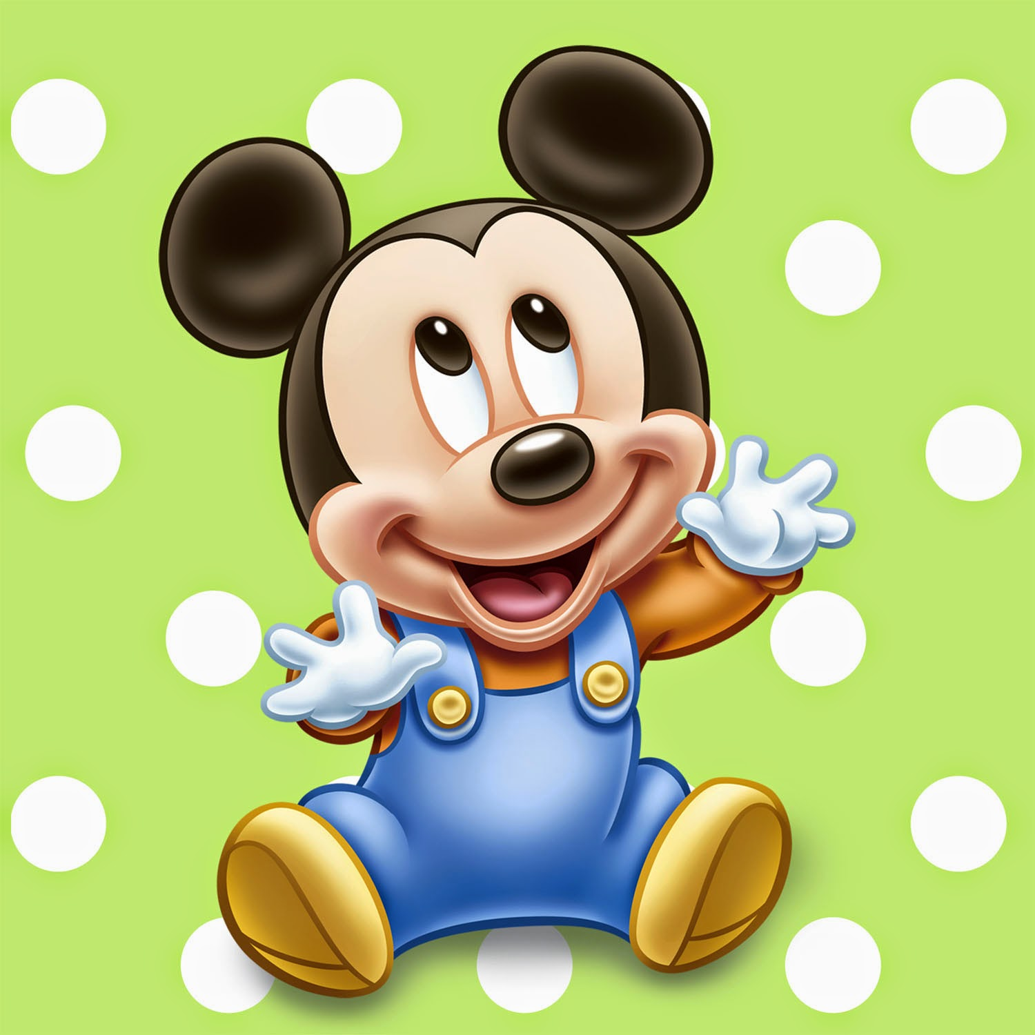 Mickey Mouse Baby, part 1