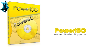 Power ISO 5.6 Full Version Free Download