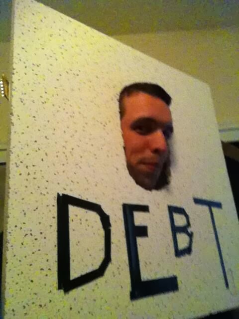 Nice to meet you, Debt Ceiling...