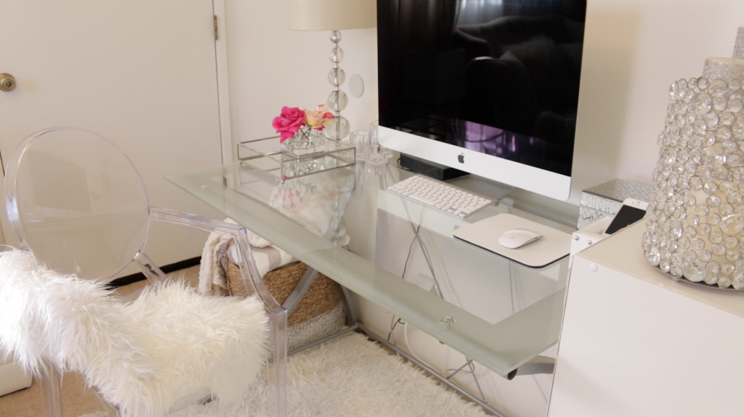 Glam Desk Ideas