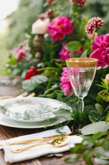 flores decoracion boda