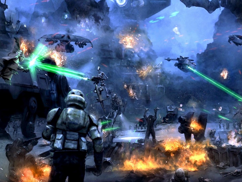 Star wars juego de rol