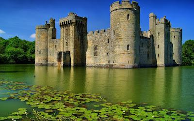 Castillo en el pantano - Castle in the swamp
