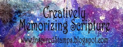 Creatively Memorize Scripture: How To!!