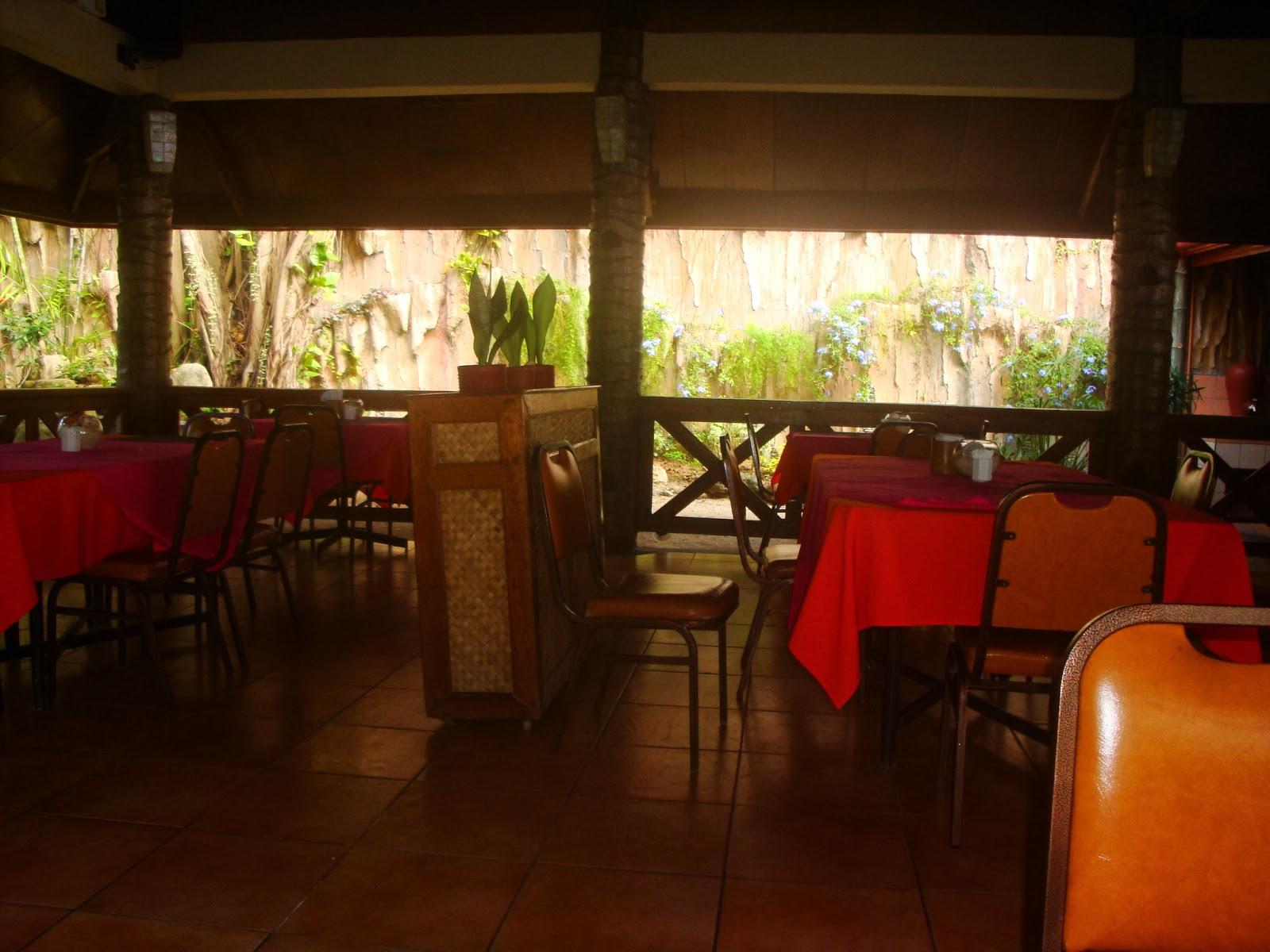 El Salvador Beach Resort Restaurant