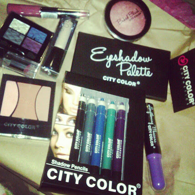 city color cosmetics review