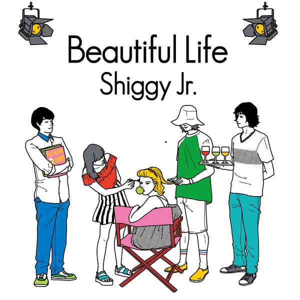 [Single] Shiggy Jr. – Beautiful Life (2016.08.25/MP3/RAR)