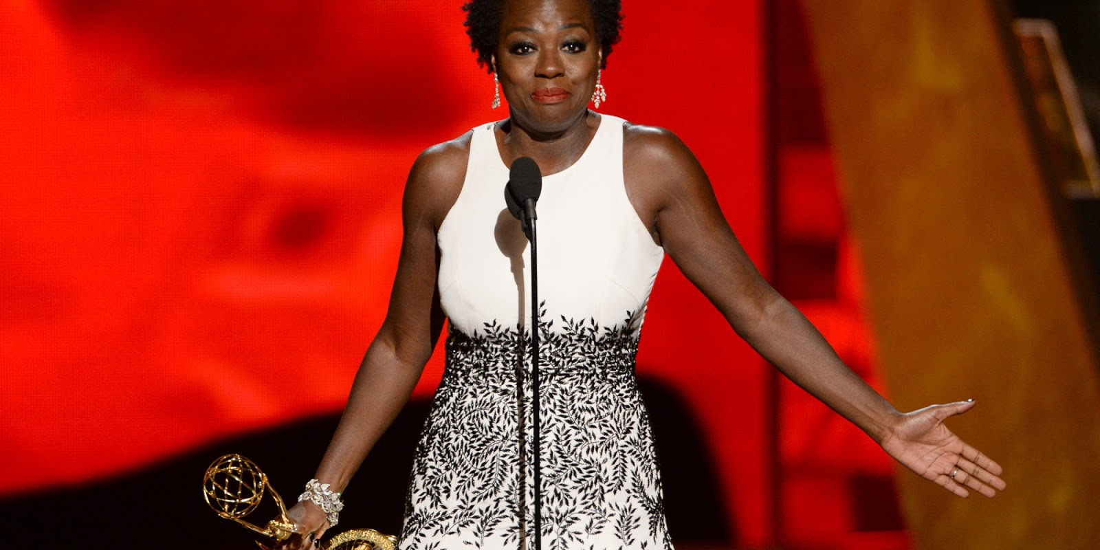 Emmy Winner Viola Davis on oscar nominations and winners history