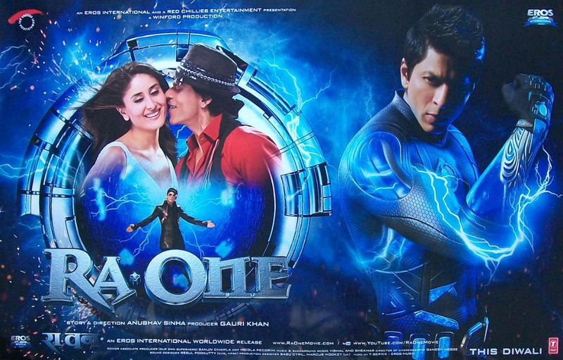 RA.One (2011) DVDSCR