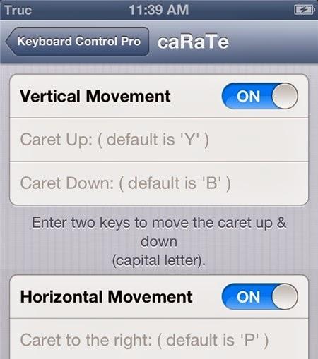 Ứng dụng hay cho bàn phím iOS
