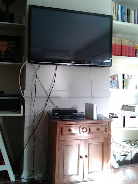 ANTES = Desorden de cables